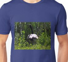 Going Into The Water   Pentax (X-5) 16 Mp Camera  Unisex T-Shirt