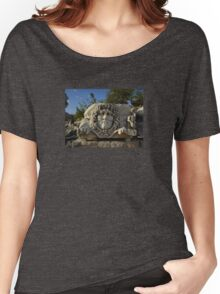 Medusa Gorgon in Apollo Temple, Didyma Women's Relaxed Fit T-Shirt