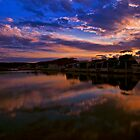 Summer Sunset by TommyGallagher