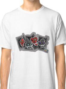 Poker Face Classic T-Shirt