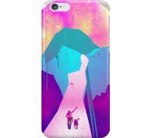 Angry Rainbow Panda iPhone Case/Skin