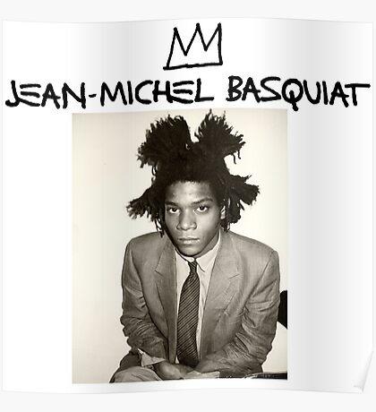 Jean Michel Basquiat Poster