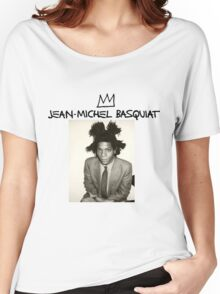 Jean Michel Basquiat Women's Relaxed Fit T-Shirt