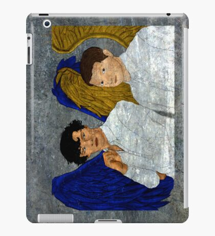 Baker Street Angels - BBC Sherlock iPad Case/Skin
