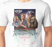 RayGun Rex Unisex T-Shirt