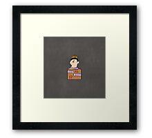 Persona 16 Framed Print
