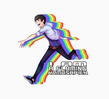 Flaming Homosapien! Unisex T-Shirt