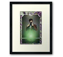 Doctor Who - Geronimo Framed Print
