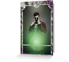 Doctor Who - Geronimo Greeting Card