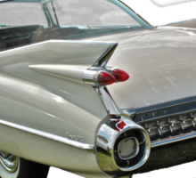 1959 Cadillac Coupe DeVille Sticker