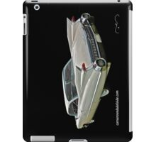 1959 Cadillac Coupe DeVille iPad Case/Skin