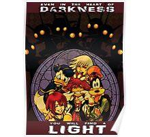 Kingdom Hearts - Propaganda Poster