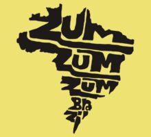 ZZZum Brazil logo by Ginga & Helen Dos Santos