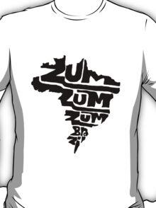 ZZZum Brazil logo T-Shirt