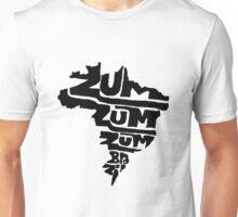 ZZZum Brazil logo Unisex T-Shirt