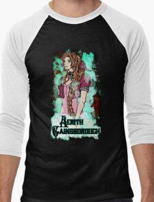 Aerith Men's Baseball ¾ T-Shirt