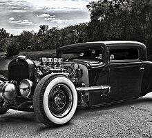 1932 Hupmobile Hot Rod by TeeMack