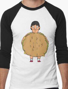 Gene Belcher Illustration Men's Baseball ¾ T-Shirt