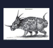 Styracosaurus Study One Piece - Short Sleeve