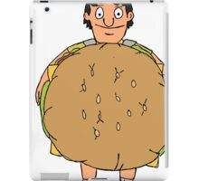 Gene Belcher Illustration iPad Case/Skin
