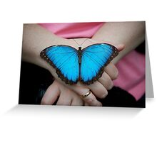 Butterfly 7 Greeting Card