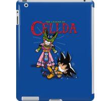 The legend of Cellda iPad Case/Skin