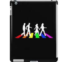 Abbey Pride white iPad Case/Skin