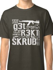 Counter Strike Global Offensive  Classic T-Shirt