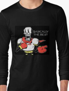 Papyrus from Undertale Long Sleeve T-Shirt