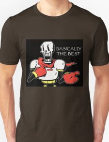 Papyrus from Undertale Unisex T-Shirt