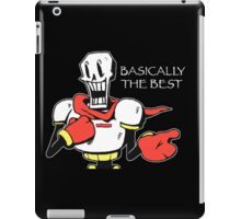 Papyrus from Undertale iPad Case/Skin