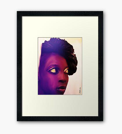 Michel Framed Print