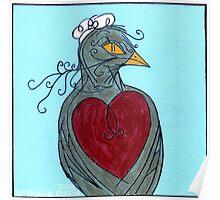 Mama Bird Poster