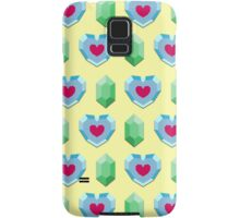 Hearts & Rupees Samsung Galaxy Case/Skin