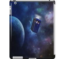 Tardis003 iPad Case/Skin