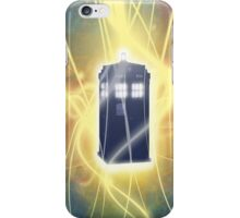 Tardis006 iPhone Case/Skin