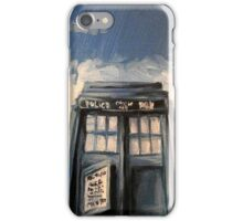 Tardis008 iPhone Case/Skin