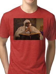 Shizzle Clause Tri-blend T-Shirt