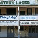 Thirst Aid Centre by Jane McDougall