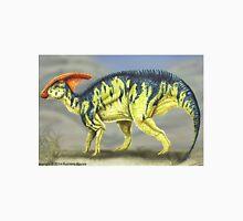Parasaurolophus Reconstruction Unisex T-Shirt