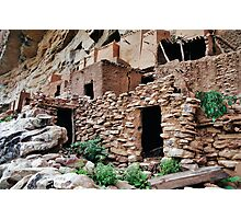 Teli a Dogon Village in Mali, West Africa Photographic Print