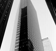 New York City scene - Midtown by Julie Van Tosh Photography