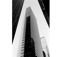 New York City scene - Midtown Photographic Print