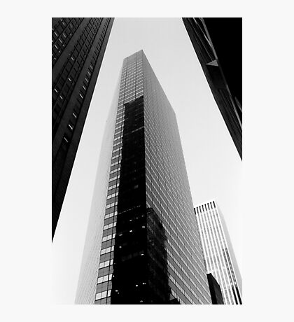 New York City scene - Midtown Photographic Print