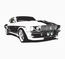Mustang GT500 Graphic T-Shirt