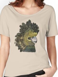 Black Cockatoo Women's Relaxed Fit T-Shirt
