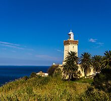Cap Spartel Lighthouse by Quentin Jarc