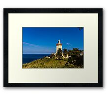 Cap Spartel Lighthouse Framed Print