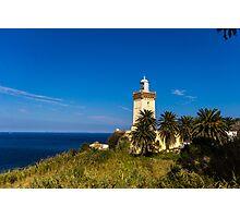 Cap Spartel Lighthouse Photographic Print