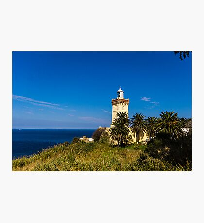 Cap Spartel Lighthouse Photographic Print